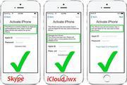 Разблокировка или Отключить iCloud Удаления Apple ID и Пароль.
