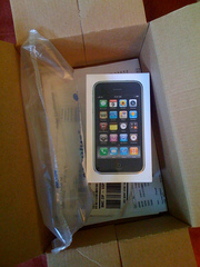 APPLE IPHONE 3GS 32GB ORIGINAL BRAND NEW PHONE